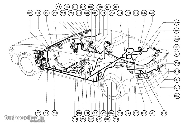 S13 240sx Chassis Wiring Harness Diagram on nissan 350z radio wiring diagram html